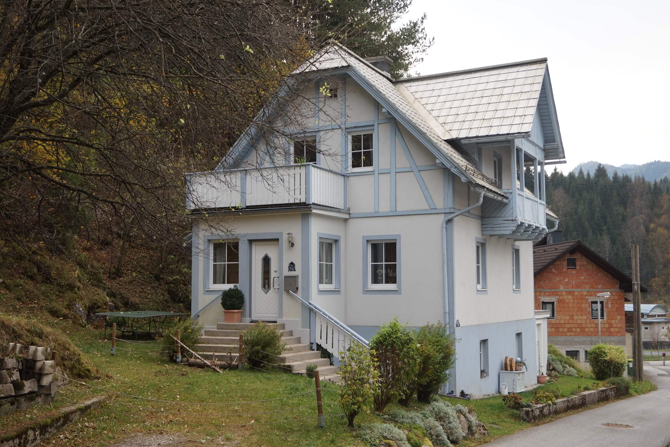 Mariazell/Rasing: Wohnhaus in einer Seitengasse gelegen