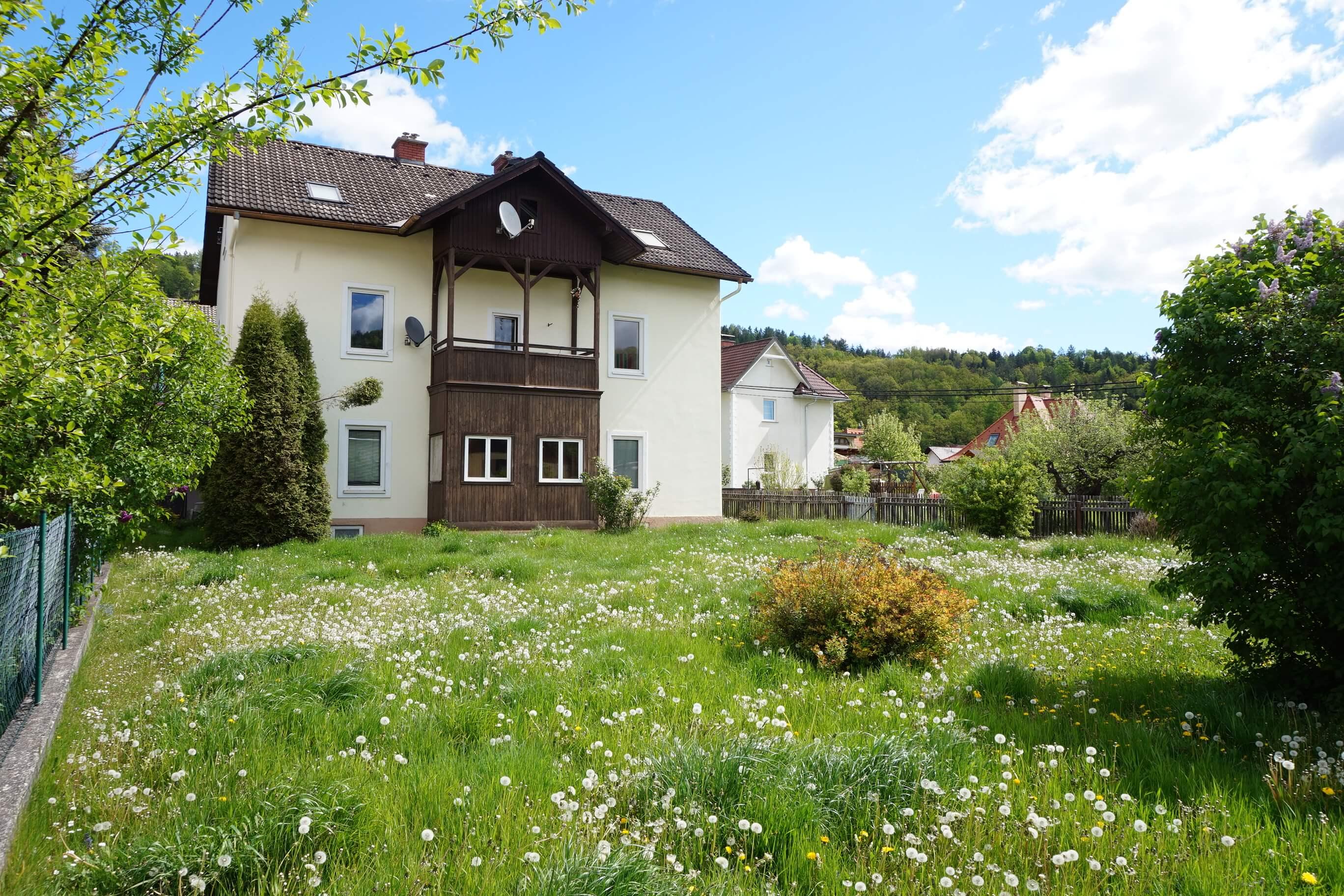 Kapfenberg: Mehrparteienwohnhaus bzw. Wohnhaus zu verkaufen