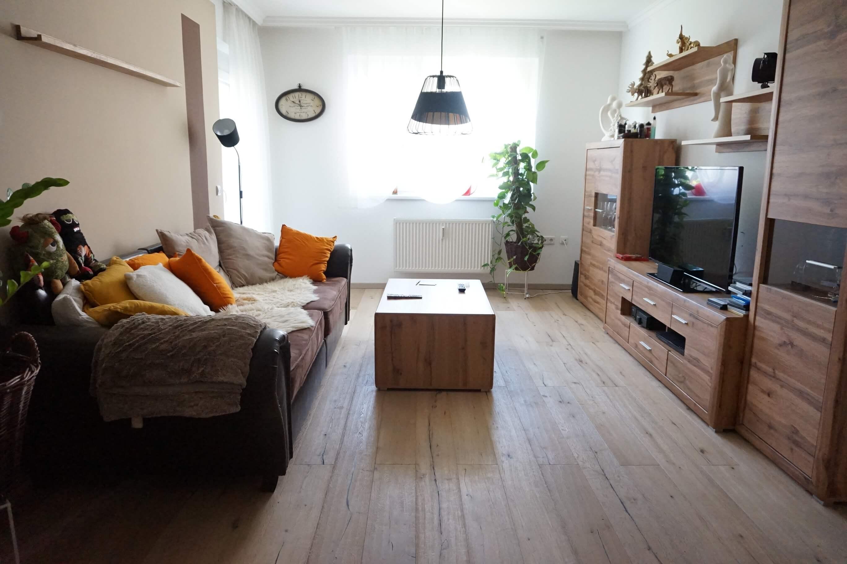 Kapfenberg/Walfersam: 4-Zimmer Wohnung in zentraler Lage