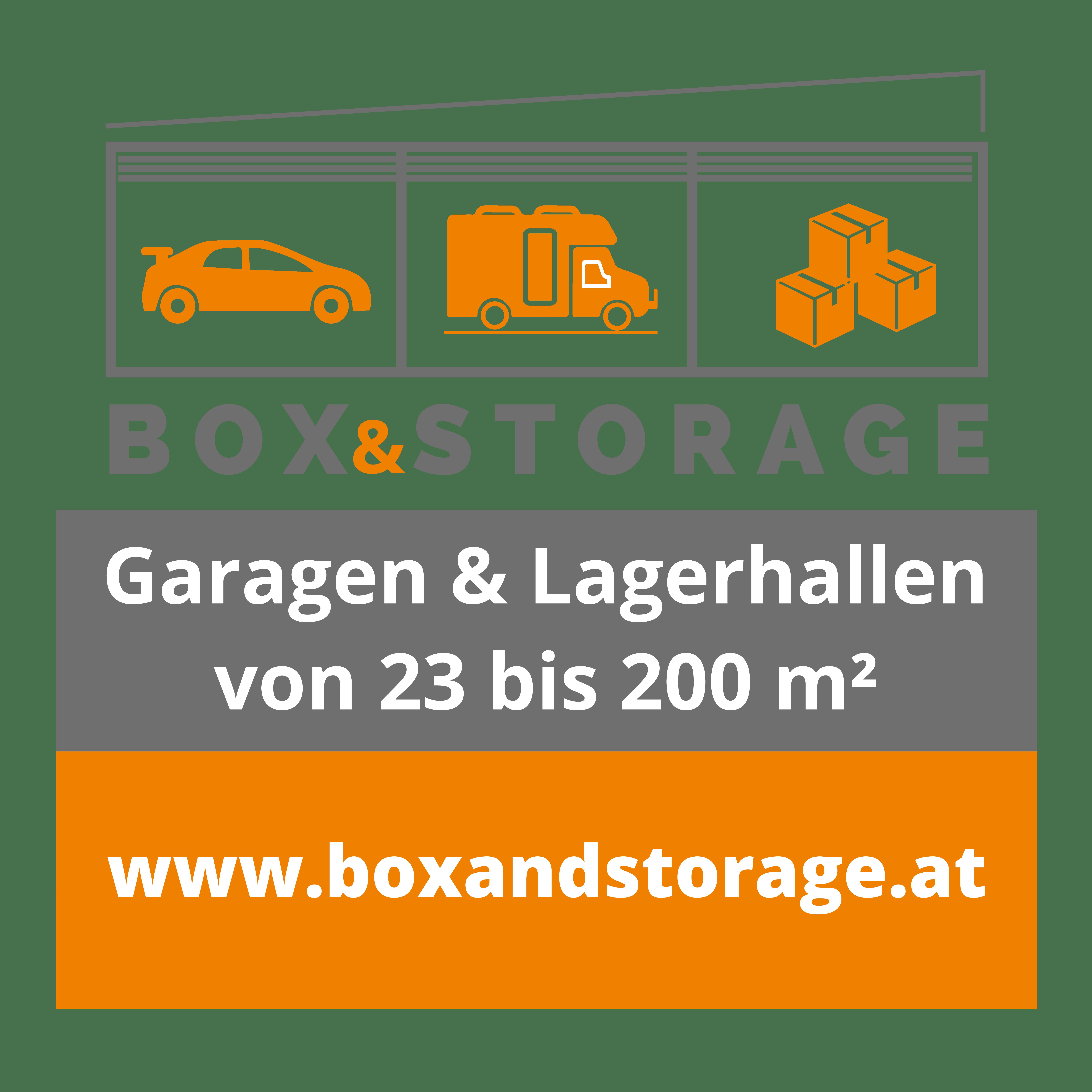 Bruck/Mur-Oberaich: Lagerflächen zwischen 30 und 200 m² zu vermieten