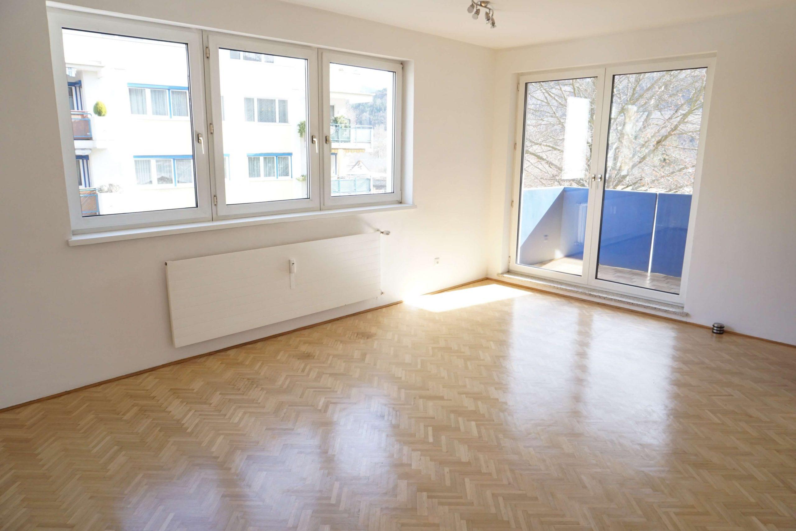 Bruck/Mur-Paulahofsiedlung: Schöne 2-Zimmer Wohnung