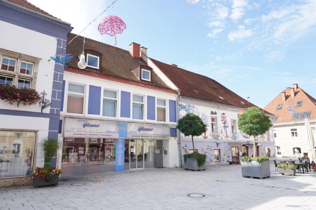 Kapfenberg / Altstadt: Geschäfts- bzw. Lagerräumlichkeiten
